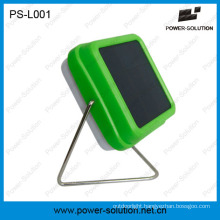 2016 Newest Solar Panel LED Light Solar Power Bank for The Coming 120th Canton Fair