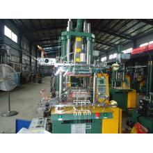 Garment hanging plastic seal injection molding machine
