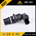 Capteur de position Komatsu PC160LC-8 6754-81-9200
