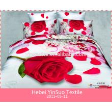 2015 последний новый дизайн роскоши 3d хлопка домашний текстиль постельные принадлежности набор