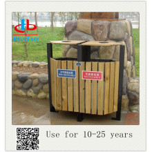 Hot-sale WPC Trash Bin