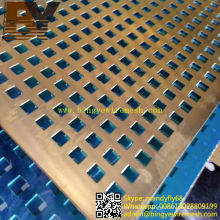 Decorative Aluminum Perforated Wire Mesh