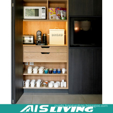 Europe Style Furniture Kitchen Cabinets Door with Drawers (AIS-K337)