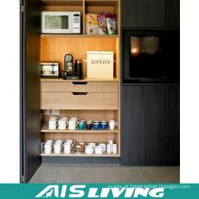 Porta dos armários de cozinha da mobília do estilo de Europa com gavetas (AIS-K337)