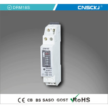 Model Single Phase Two Phase 50A 220V DIN Rail Meter