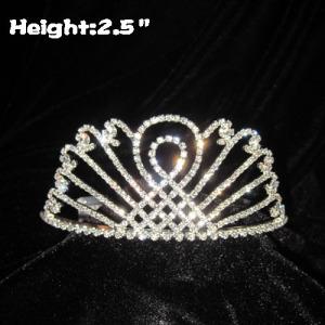 Wholesale Crystal  Rhinestone Queen Tiaras
