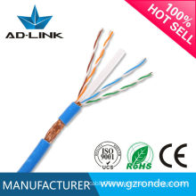 Twisted Pairs STP cat6a outdoor waterproof lan cable