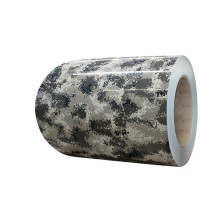 feuille de toiture en acier de camouflage