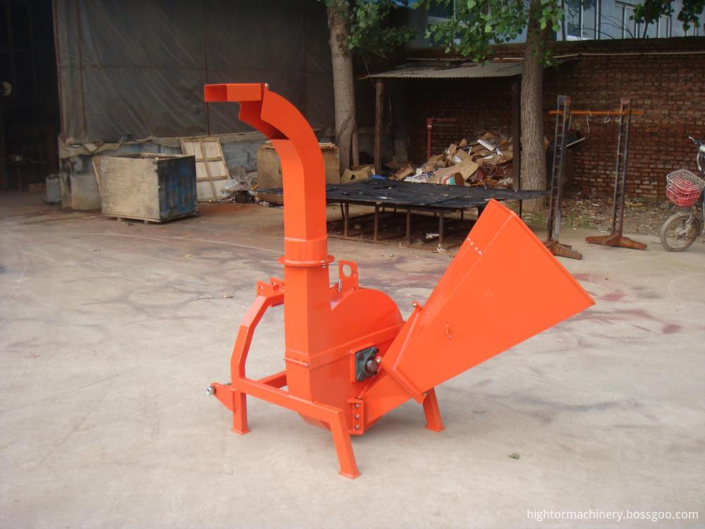 BX wood chipper