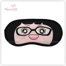 10 * 30cm Cartoon Eyeshade (Polyester Pongee Material)