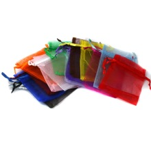 cheap organza party gift bag
