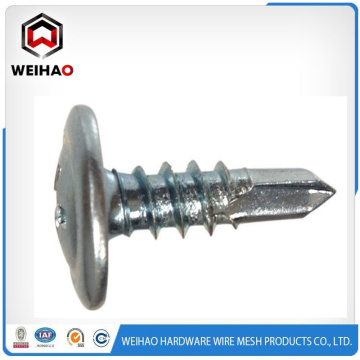 factory customized for Self Tapping Screws pan head screw - self drilling screw supply to Turks and Caicos Islands Factory