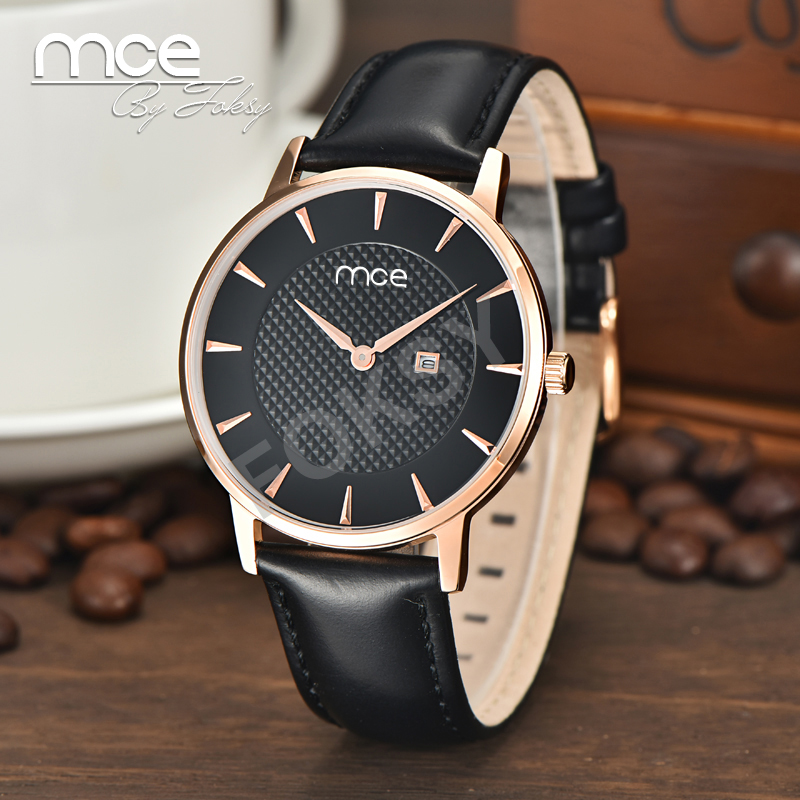 Trend Water Resistance Quartz Brand Watches