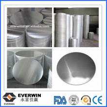 1050 aluminum disc/wafer for utensil