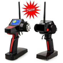 RC Hobby 2.4G control remoto de 3 canales de control remoto para RC juguetes