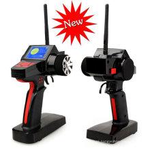 RC Hobby 2.4G Controle Remoto Rádio 3CH para RC Brinquedos