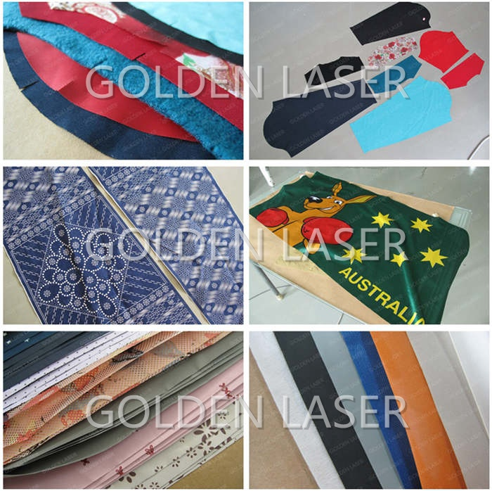 fabric laser cutting