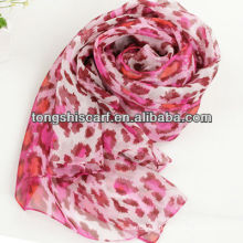 SD319-065 fashion silk printed scarf