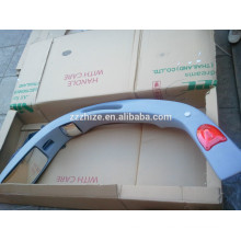 bus parts exterior electric rearview mirror with lamp