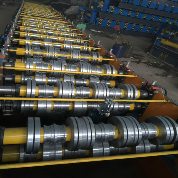 Vloer Decking Rolvormen Machine