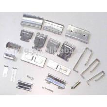 Verzinkte Trockenmauer Stahlprofile / verzinktes Stahlblechgestell
