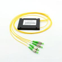 1 * 3 Singlemode Fiber Optic Coulper Fbt mit ABS Paket