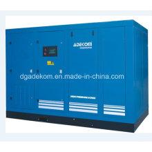 Compresores de aire del tornillo de la corriente ALTERNA de la industria farmacéutica de alta presión (KHP185-25)