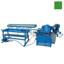 HVAC round galvanzied air driv en spirale tubeformer machine BTF-III