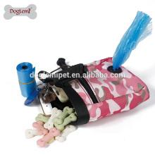 2017 Doglemi dog treat bag camuflage design dog treat pouch
