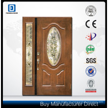 Modelos de puerta principal de panel de fibra de vidrio