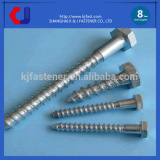 DIN Standard DIN571 Hex Lag Screw