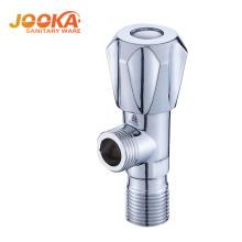 Конкурентоспособная цена воды на входе цинка прочный угловой вентиль для раковины кран