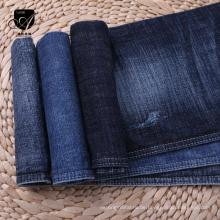 Indigoblaue Cargo-Jeans aus Denim-Stoff