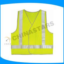 CE EN20471 standard printing reflective security vests