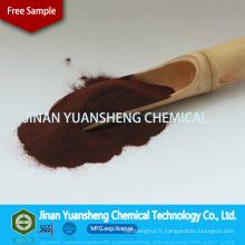 Sulfonate de lignine de sodium pour liant d'engrais