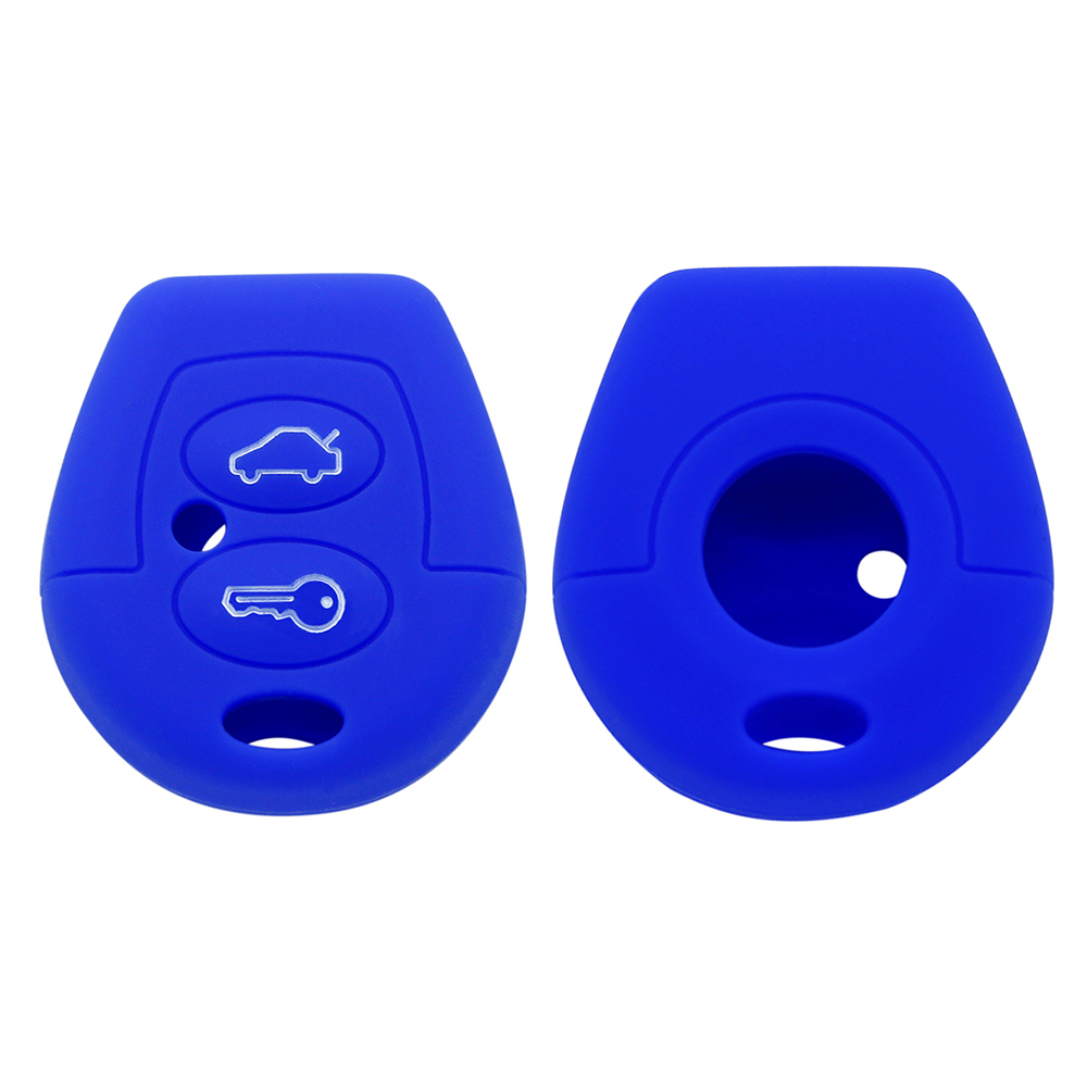 Silicone Remote Key Cover For VW
