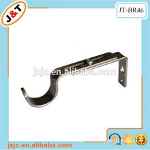adjustable extension curtain rod metal iron bracket