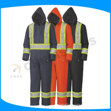 flame retardant coverall, flame retardant safety workwear, flame resistant reflective clothing