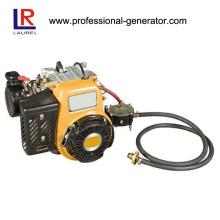 4 Stroke 6HP Portable Gas Manual Engine