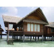 Overwater Bungalow Prefab Prefab House For Resort Water Bungalow