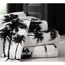 Hot sale Coconut Tree Jacquard bath towel BtT-015 wholesale