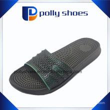High Quality Men Black EVA Massage Slipper