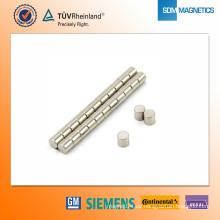D6 * 6mm N42 Neodym-Magnet