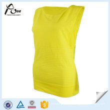 Benutzerdefinierte Stringer Tank Top Design Fitness Kleidung für Mädchen