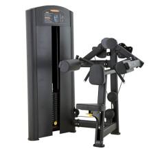 Subida lateral del producto de fitness comercial