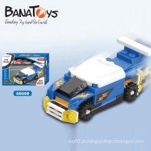 909024549 41pcs bloco de construção carro jogo