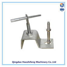 Sheet Metal Stamping Stainless Steel Bracket for Stone Cladding
