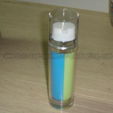 80ml dos tubo crema cosmética prensa botella