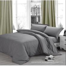 100% Baumwolle gefärbt Bettwäsche-Set