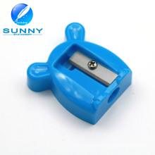 High Quality Animal Shaped Plastic Pencil Sharpener for Promotion Gift